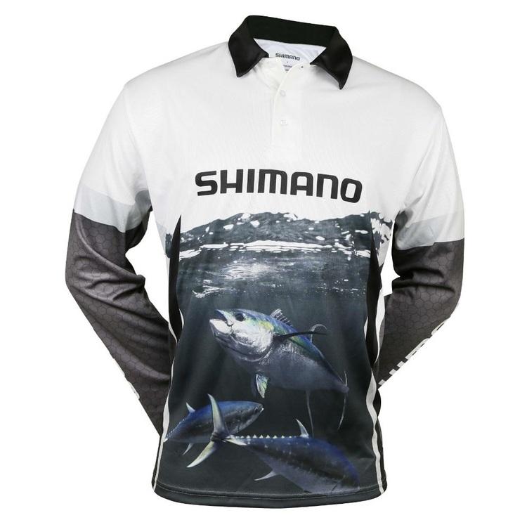 Shimano Ocea Tuna Sublimated Shirt