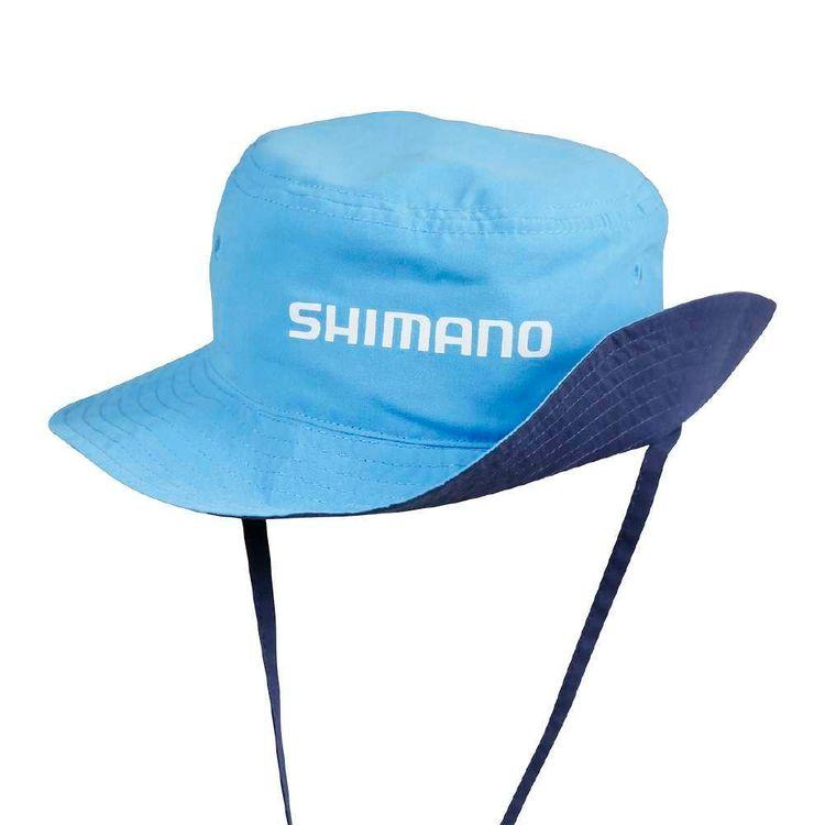 Shimano Kids' Bucket Hat Navy