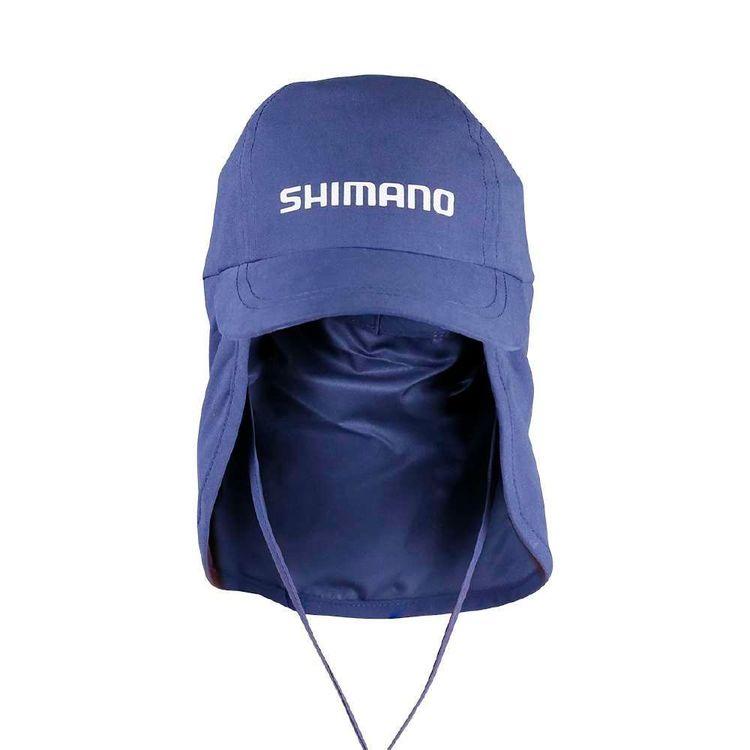 Shimano Kids' Legionnaire Hat Navy