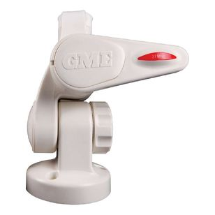 GME Double Swivel Round Antenna Base
