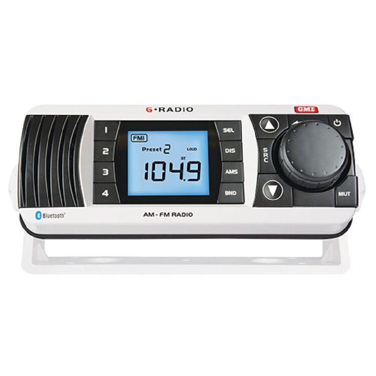 GME GR300BTW AM/FM Marine Radio