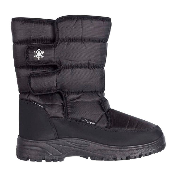 37 Degrees South Men's Fuji Water Resistant Snow Boots