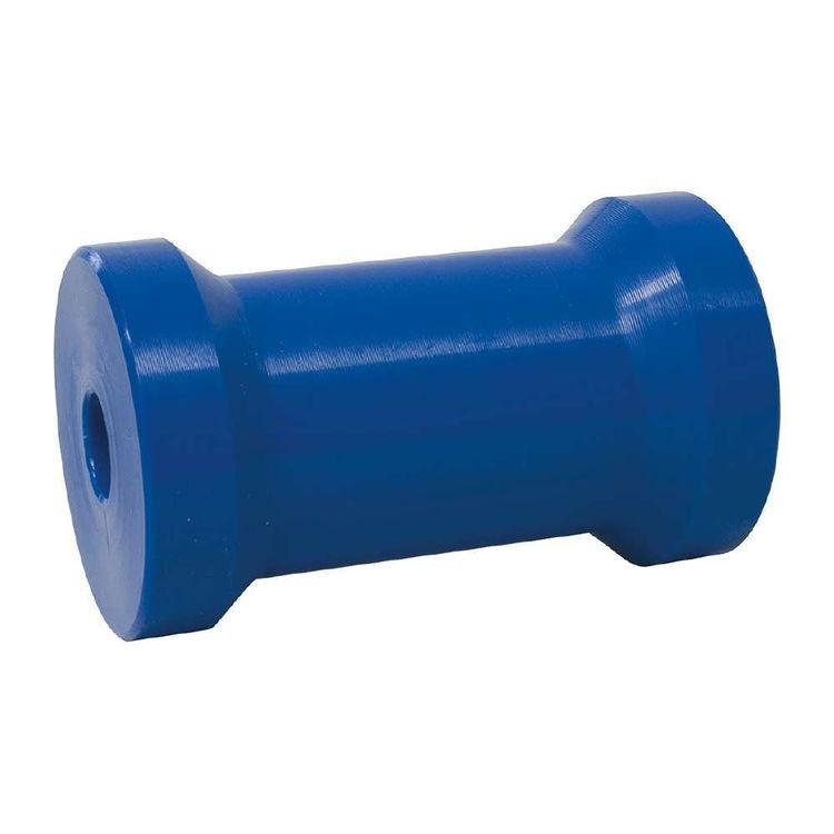 """Ark Blue Nylon 4 1/2"""" Keel Roller"""