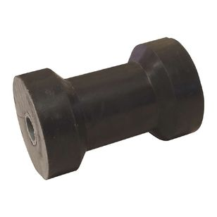 "Ark Black Rubber 4 1/2"" Keel Roller"