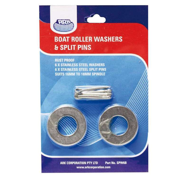 Ark Boat Roller Washers And Split Pins
