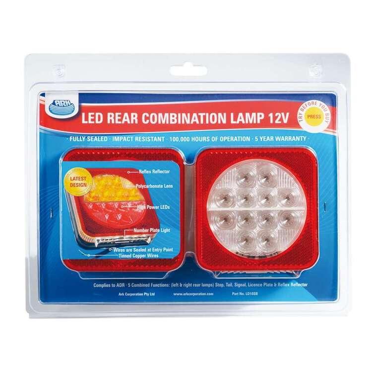 Ark Trailer Lights LD10 Premium Combo Pack