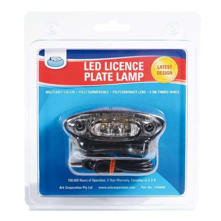 Ark Licence Plate Light