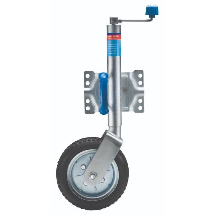 "Ark 10"" Jockey Wheel Swing Up 350kg"