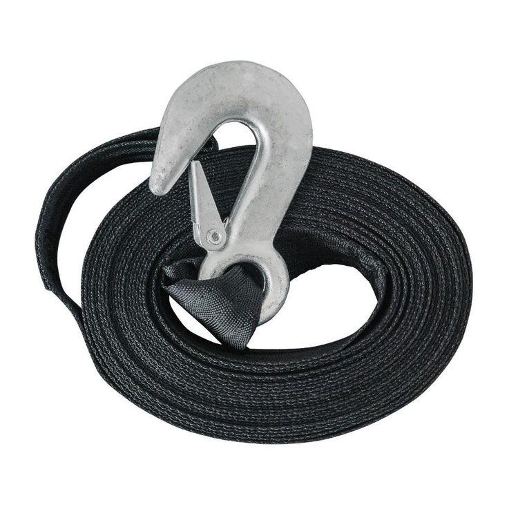 Atlantic Webbing Strap Spare 7.5m Snap Hook