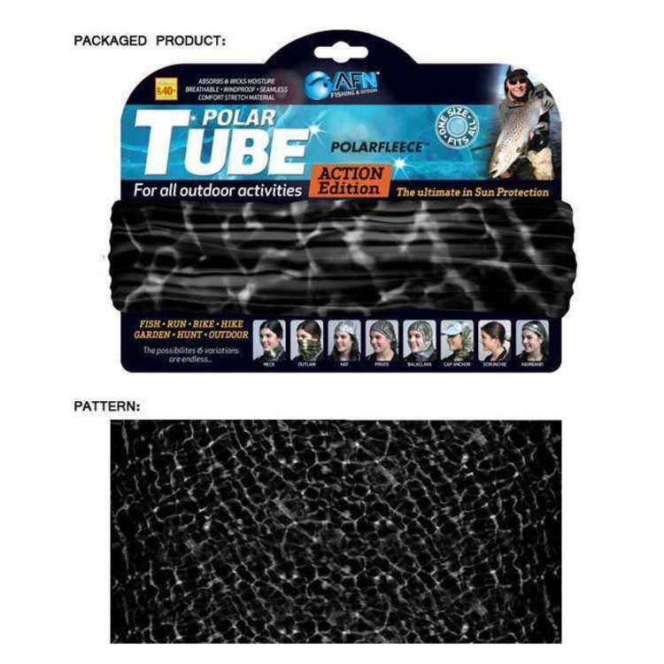 Australian Fishing Network Midnight Polar Tube