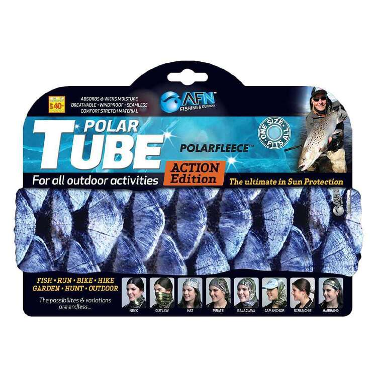 Australian Fishing Network Blue Scales Polar Tube