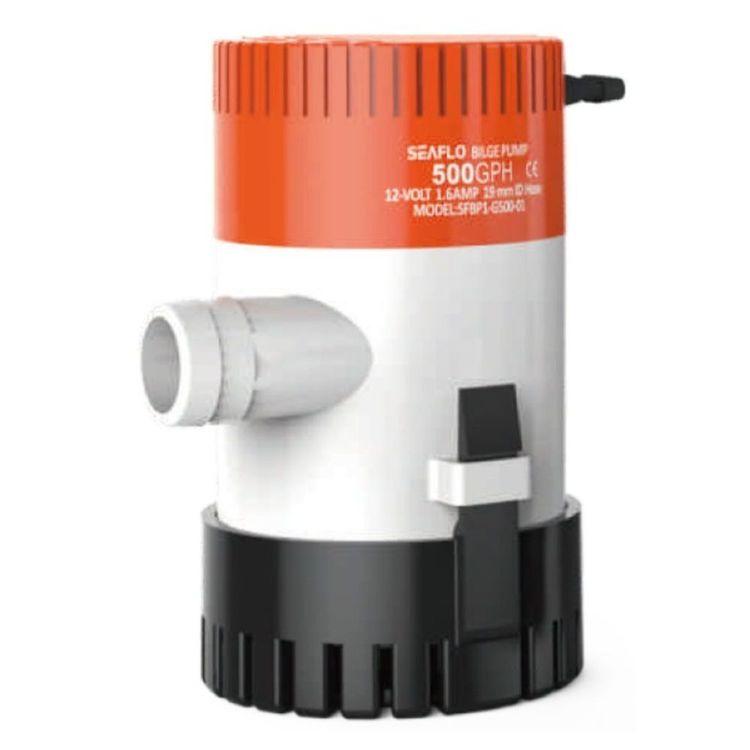 Seaflo Bilge Pump 500 GPH 12V