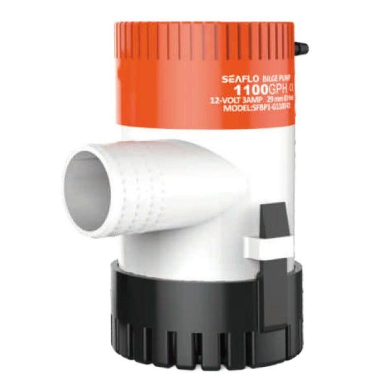 Seaflo Bilge Pump 1100 GPH 12V