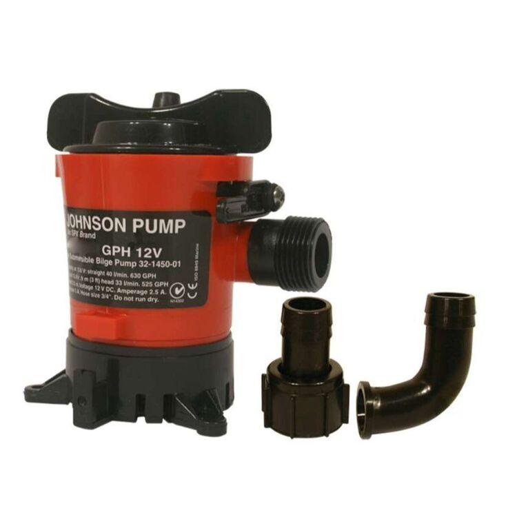 Johnson Bilge Pump 1000 GPH 12V