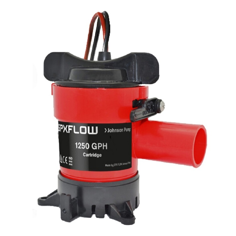 Johnson SPX 1250 GPH 12v Bilge Pump