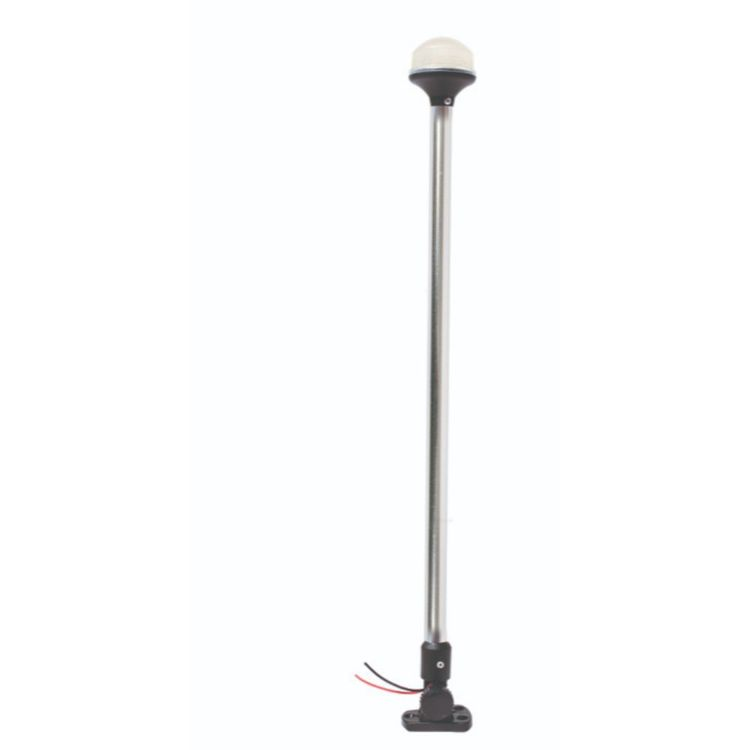 Waterline LED Folding Light Pole 24""
