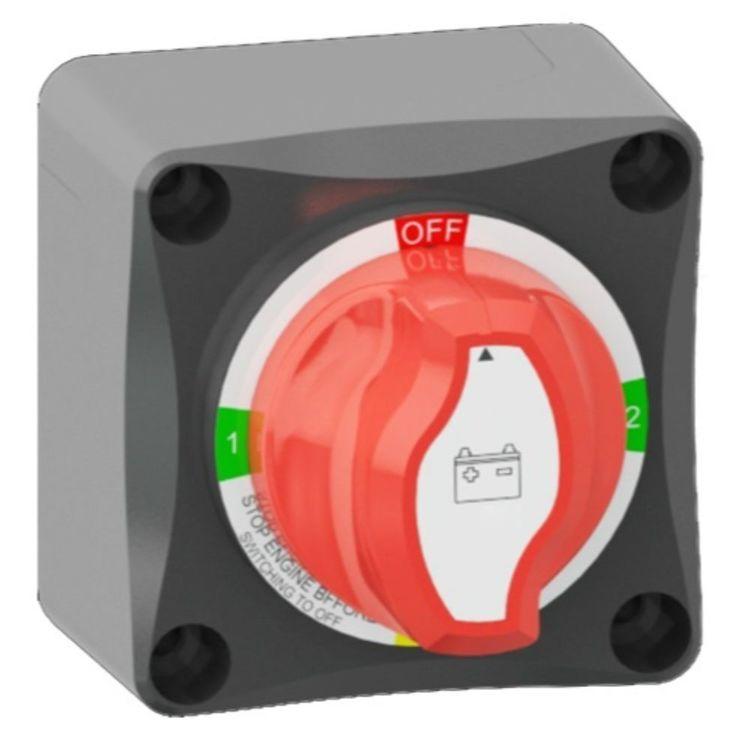 Waterline Battery 4 Position Switch