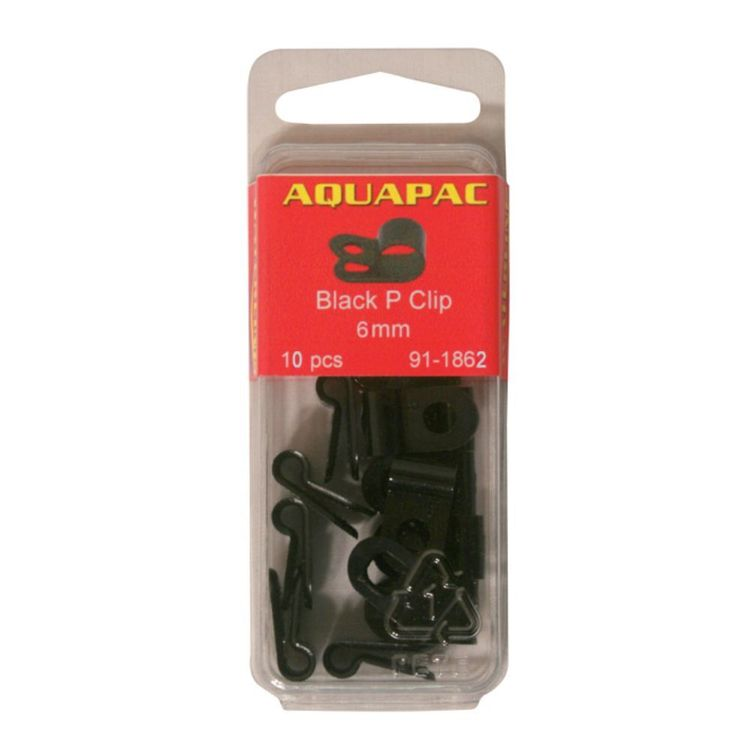 Aquapac P Clip 6mm 14 Pack