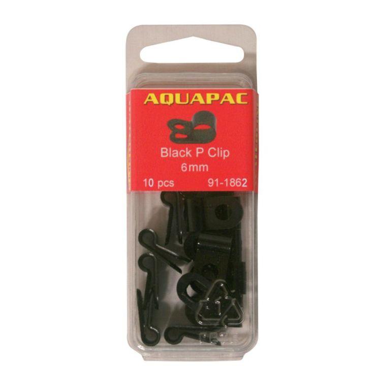 Aquapac P Clip 10mm 8 Pack