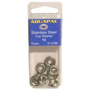 Aquapac Cup Washers 8g 10 Pack
