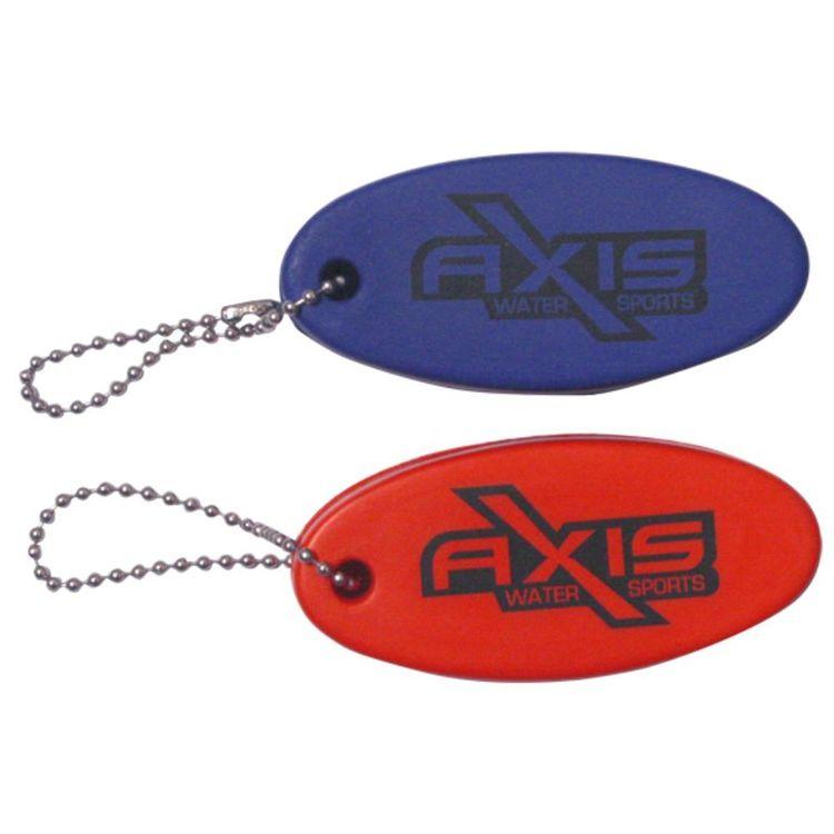 Waterline Axis Floating Key Ring