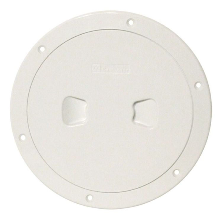 "Waterline Inspection Port 6"" White"