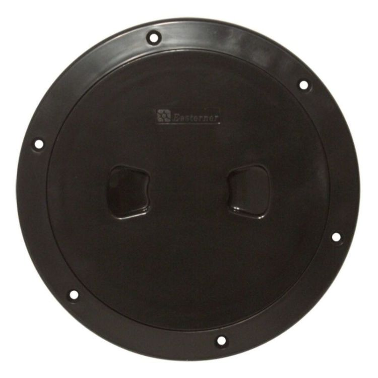 "Waterline Inspection Port 6"" Black"