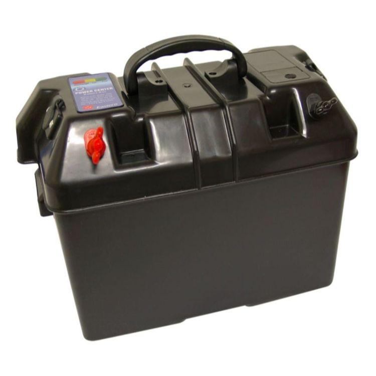 Waterline Powered Battery Box