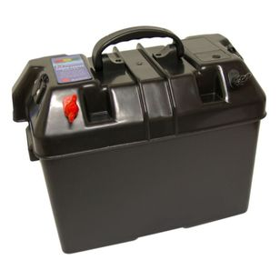 Waterline Powered Battery Box