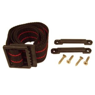 Waterline Battery Box Strap Down Kit