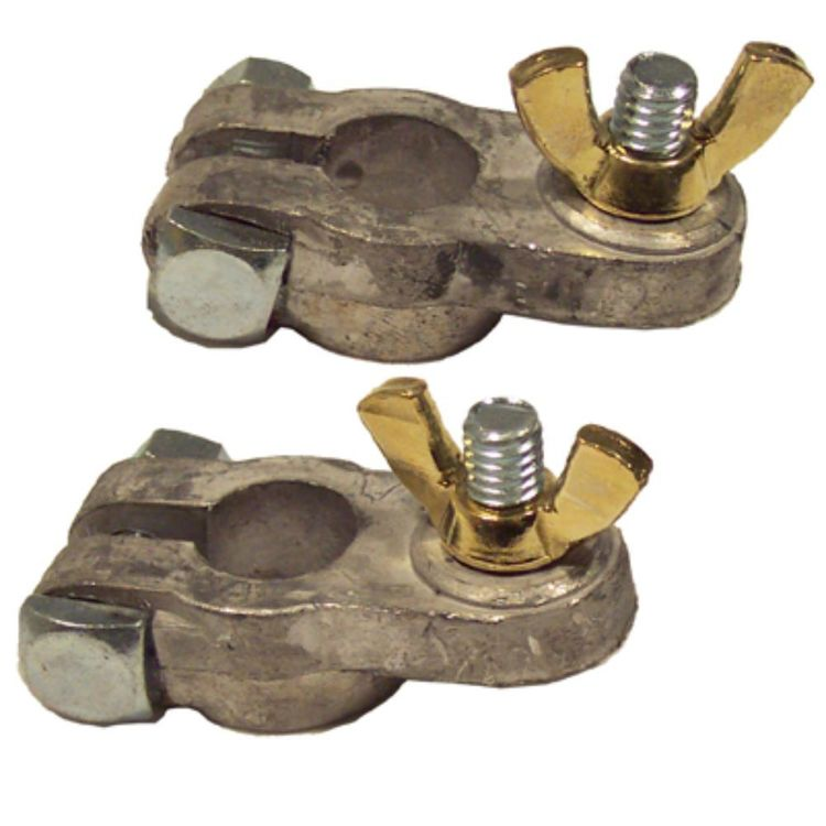 Waterline Lead Battery Terminals