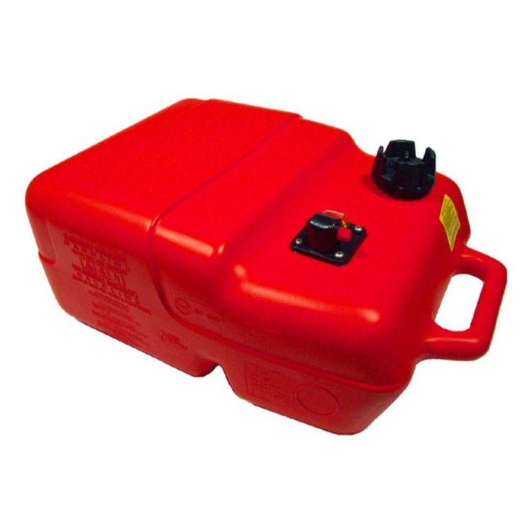 Sceptor Fuel Tank With Gauge 25L