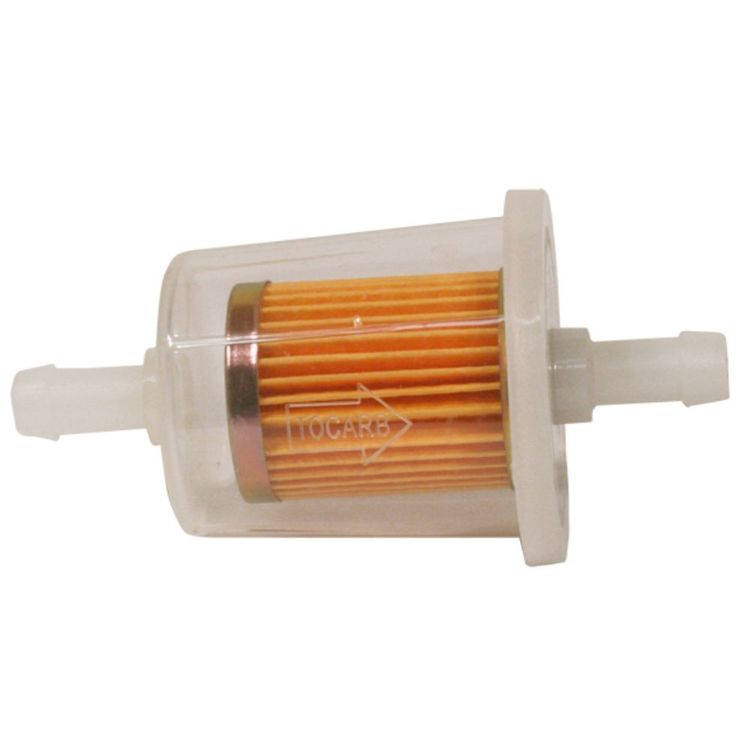 Waterline Fuel Filter In-Line 3/8""