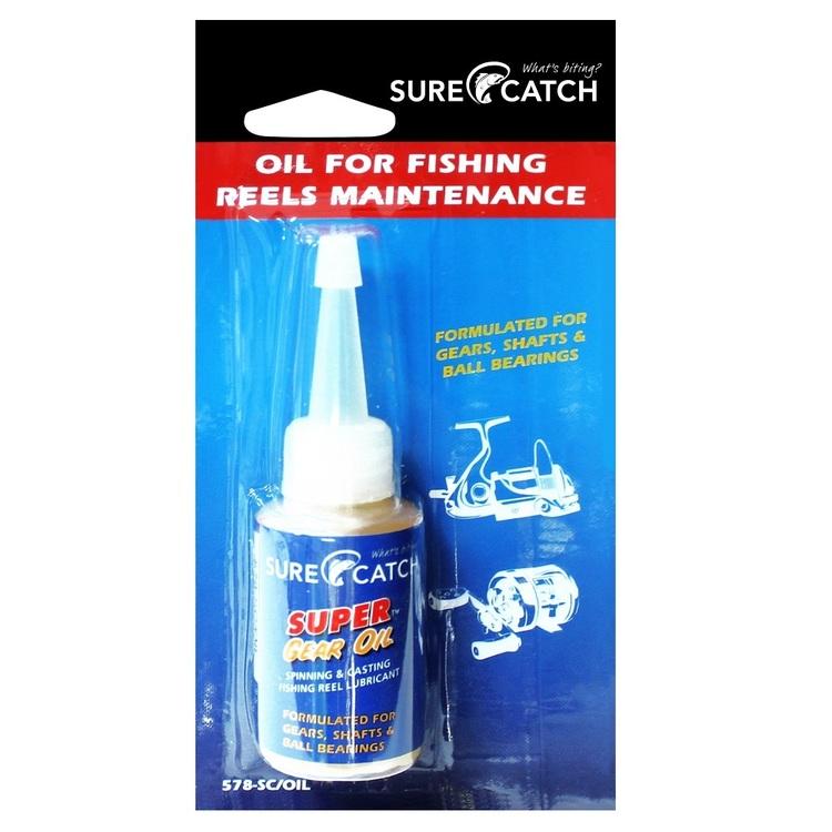 SureCatch Gear Oil 30 mL