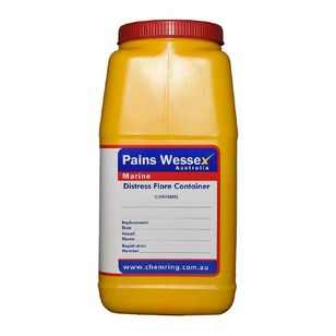 Pains Wessex Flare Poly Bottle