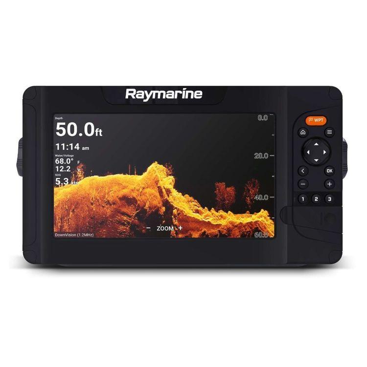 Raymarine Element 9HV Fishfinder / GPS Combo