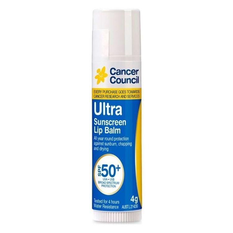 Cancer Council Ultra SPF50+ Lip Balm