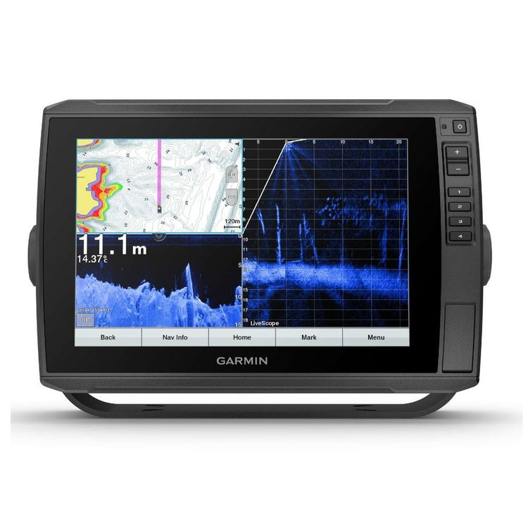 Garmin Echomap Ultra 105SV Fishfinder / GPS Combo