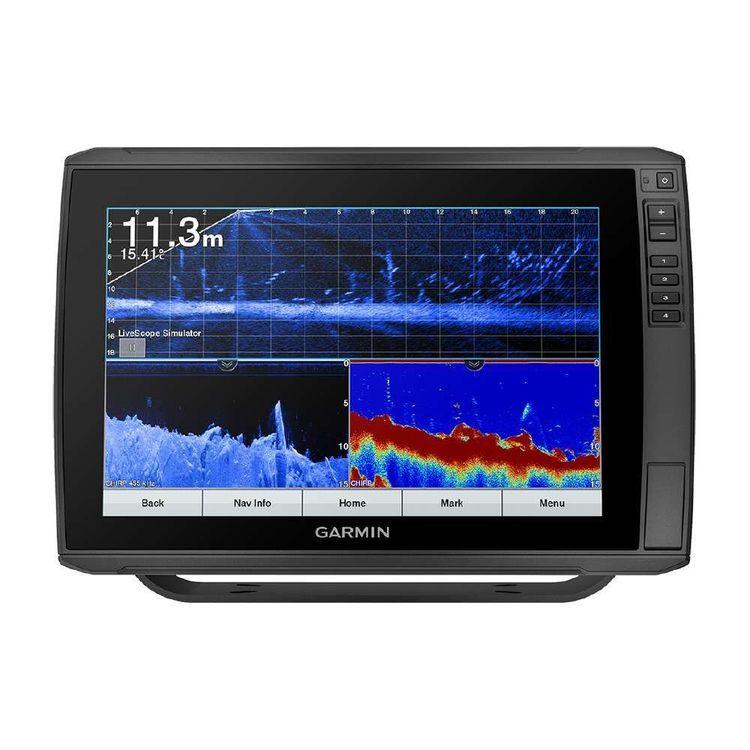 Garmin Echomap Ultra 125Sv Fishfinder/GPS Combo