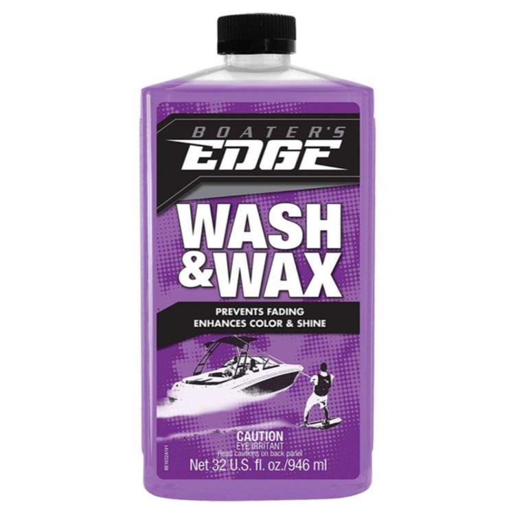 Boaters Edge Wash & Wax 946mL