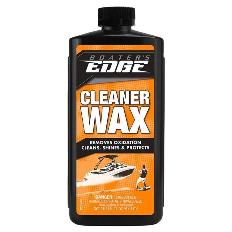 Boaters Edge Cleaner Wax 473mL