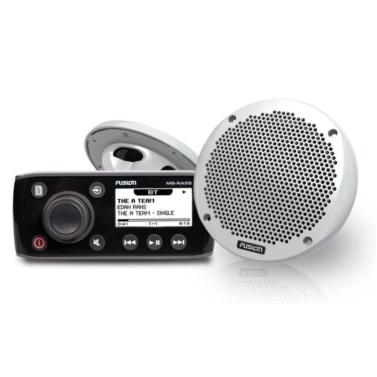 Fusion MS-RA55KTS Stereo System