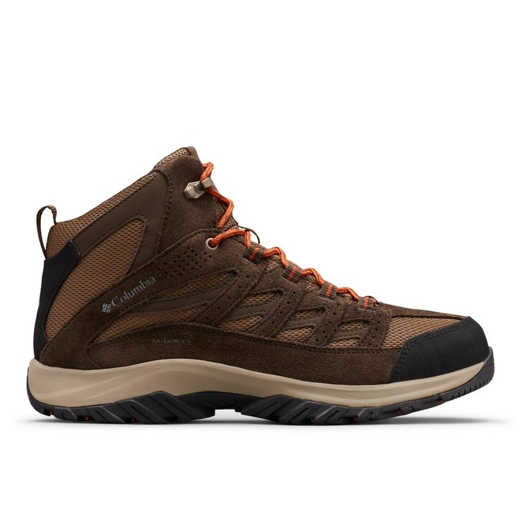 Columbia Men's Crestwood Waterproof Mid Hiking Boots
