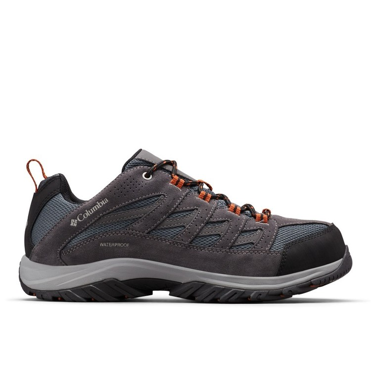 Columbia Men's Crestwood Waterproof Low Hiking Shoes