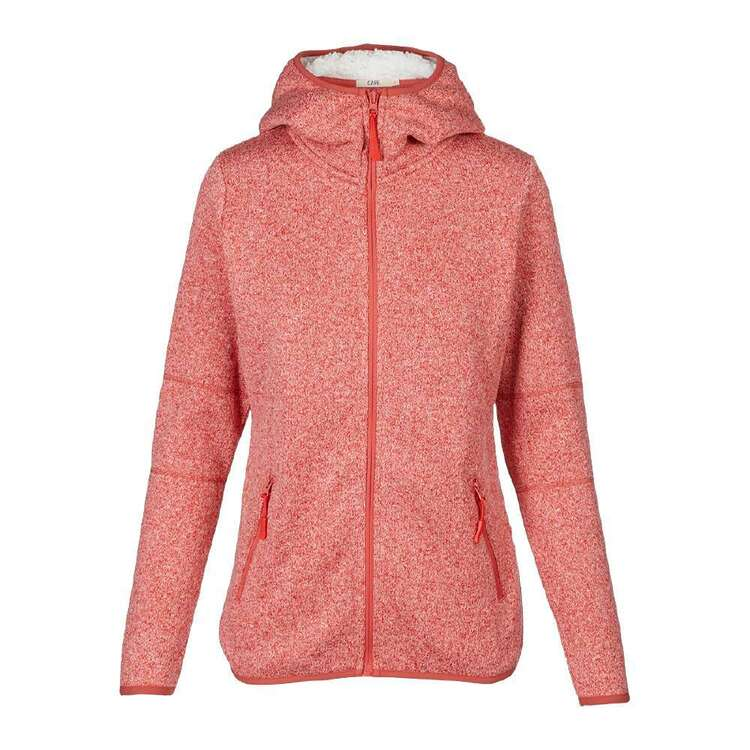 Cape Women's Petunia II Sherpa Lined Full Zip Hoodie