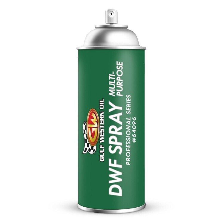 Gulf Western Multi Purpose DWF Spray 400g