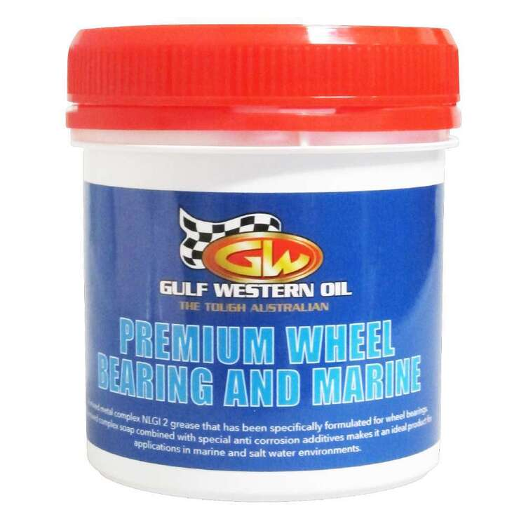Gulf Western Premium Marine And Wheel Bearing Grease 500g
