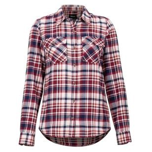 Marmot Women's Bridge Flannel Shirt