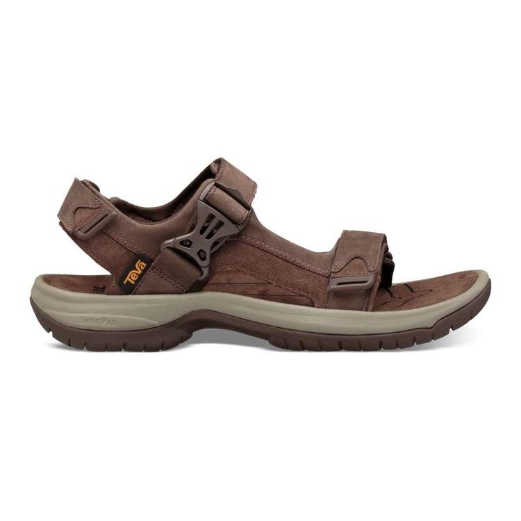 Teva Men's Tanway Leather Sandals