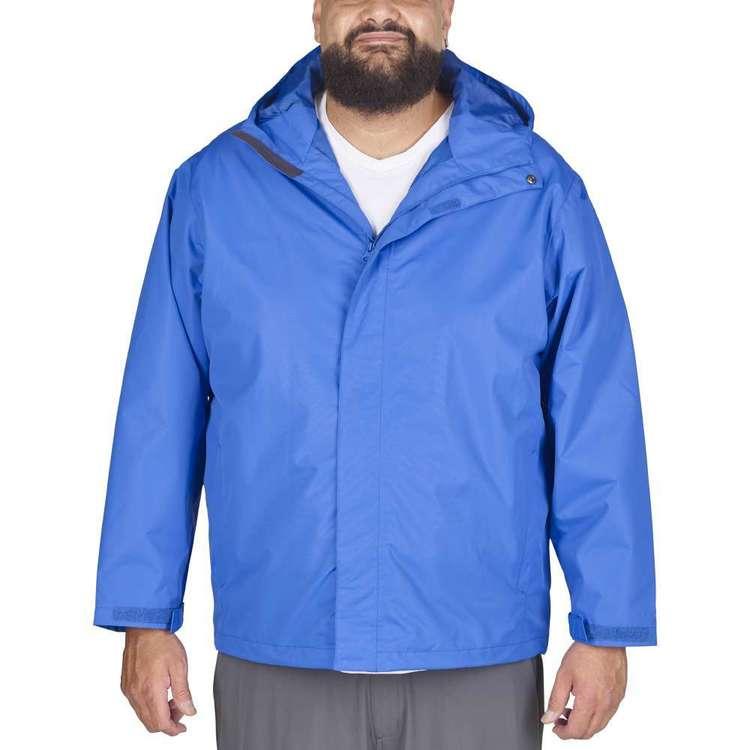 Cape Men's Pilliga Rain Jacket Plus Size